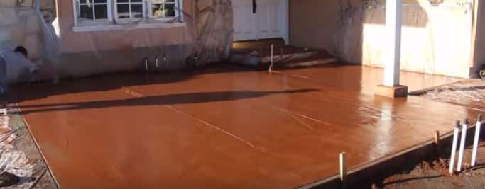 Concrete Services - Stamped Concrete Badin